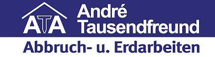 Logo Andre Tausendfreund Abbruch und Erdarbeiten