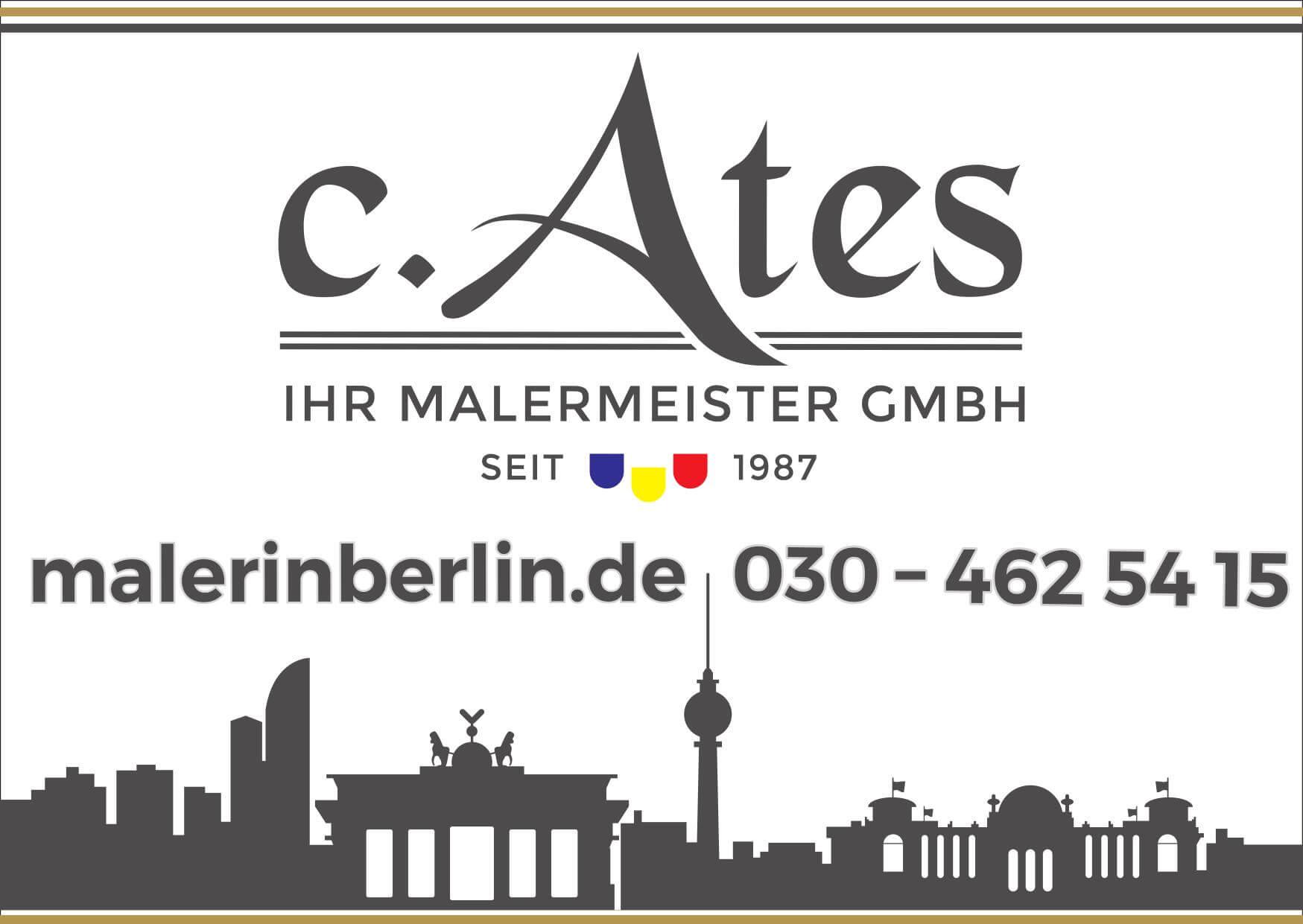 Malermeister Ates Logo