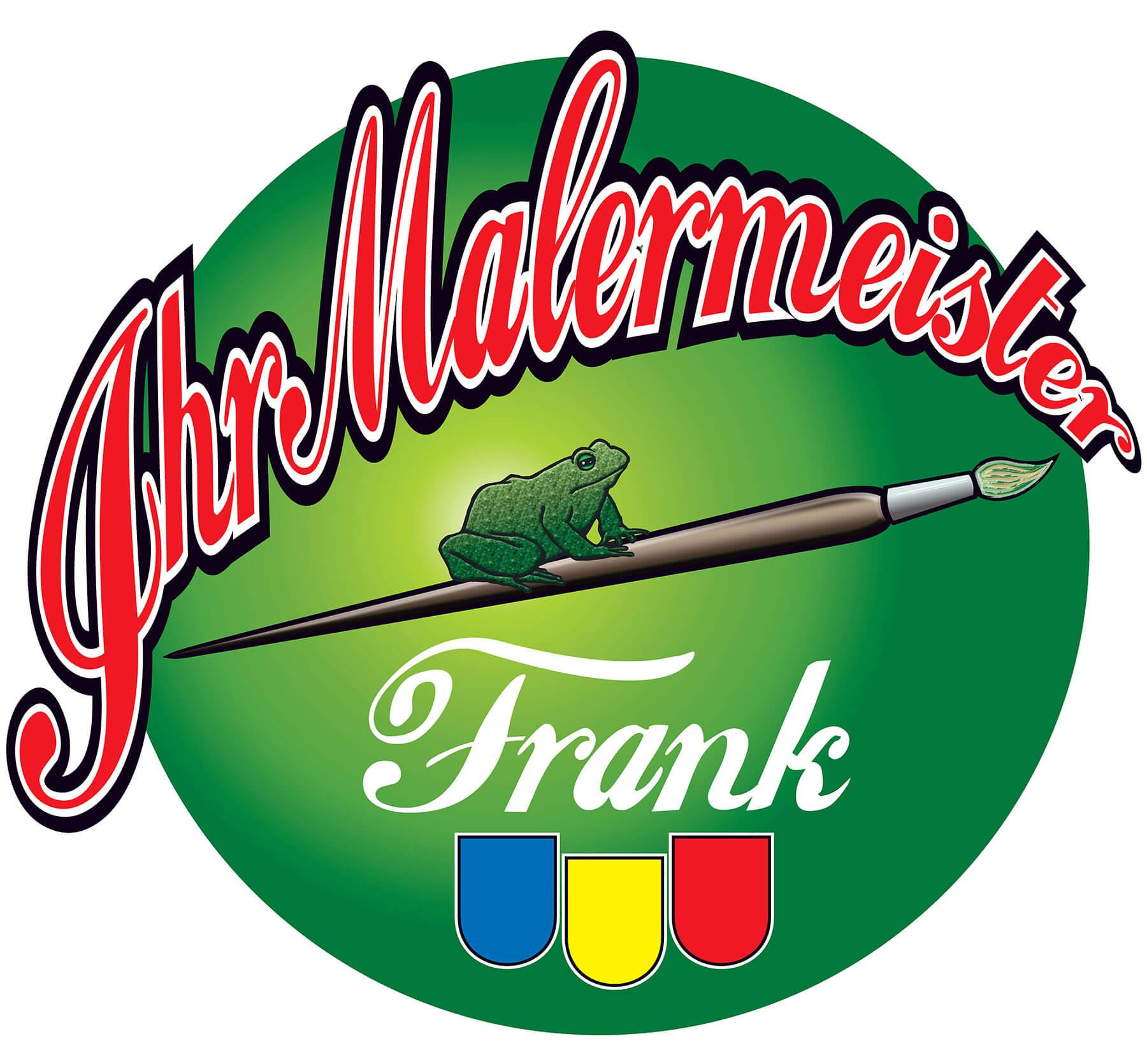 Malermeister Frank Logo