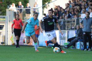1. FFC Turbine Potsdam vs. VfL Wolfsburg