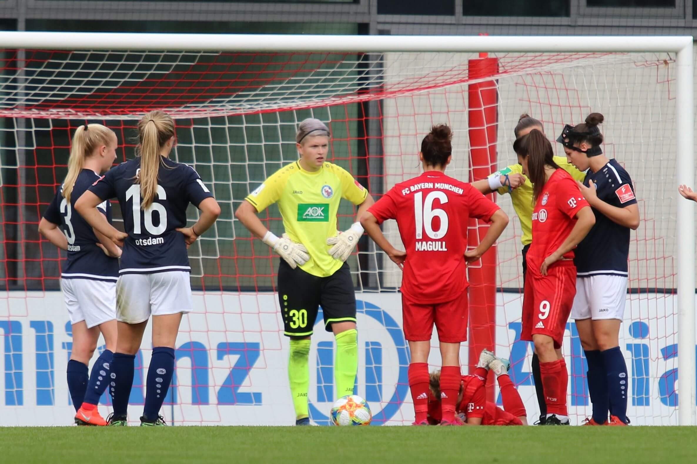 Elfmeter vs Bayern München